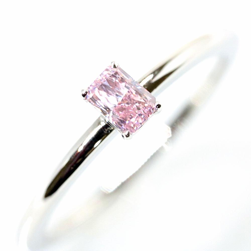 Luciole Bridal Conpeito L-188 天然カラーダイヤモンド